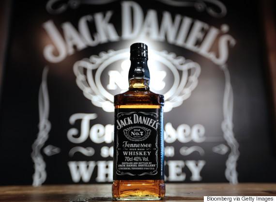 jack daniel whiskey
