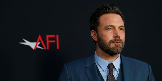 """Cast member Ben Affleck poses at the premiere of """"The Accountant"""" at the TCL Chinese theatre in Hollywood, California U.S., October 10, 2016.   REUTERS/Mario Anzuoni"""
