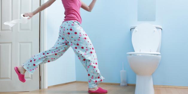 Eine nervöse Blase drängt die Betroffenen ständig auf die Toilette, mancher leidet zudem unter Dranginkontinenz