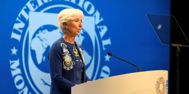 Der IWF kritisiert Ungleichheit in der Welt - das schade dem Wirtschaftswachstum
