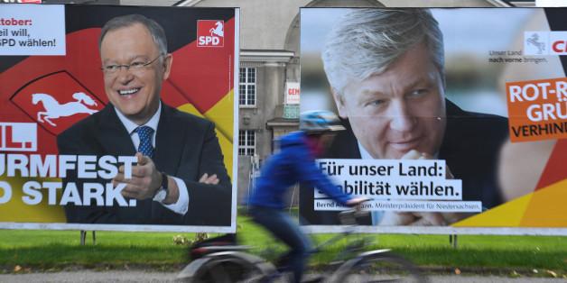 Wahl in Niedersachsen: Das müsst ihr zum ersten Stimmungstest nach der Bundestagswahl wissen