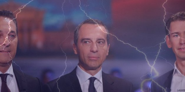 Blitzanalyse: Österreich steuert auf Schwarz-Blau zu – für Europa ist das eine schlechte Nachricht