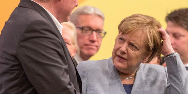 Unionspolitiker geben Bundeskanzlerin Merkel eine Mitschuld an der Wahlniederlage in Niedersachsen