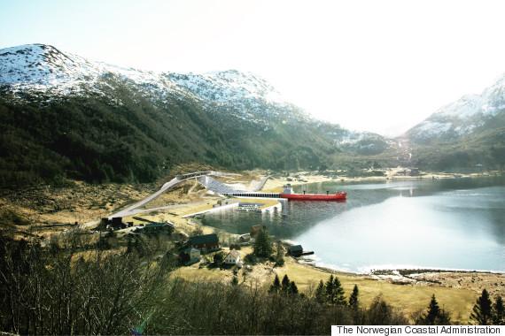 the norwegian coastal administration
