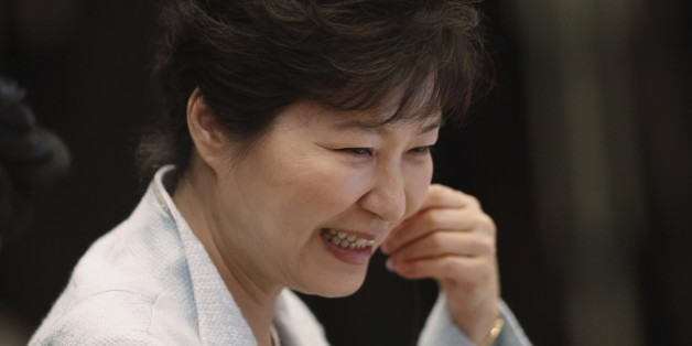 South Korea's President Park Geun-hye attends the 17th ASEAN-Republic of Korea Summit at the 27th Association of Southeast Asian Nations (ASEAN) summit in Kuala Lumpur, Malaysia, November 22, 2015. REUTERS/Jorge Silva