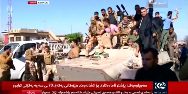 Der Krieg zwischen dem Irak und den Kurden hat begonnen – es geht um weit mehr als um Unabhängigkeit