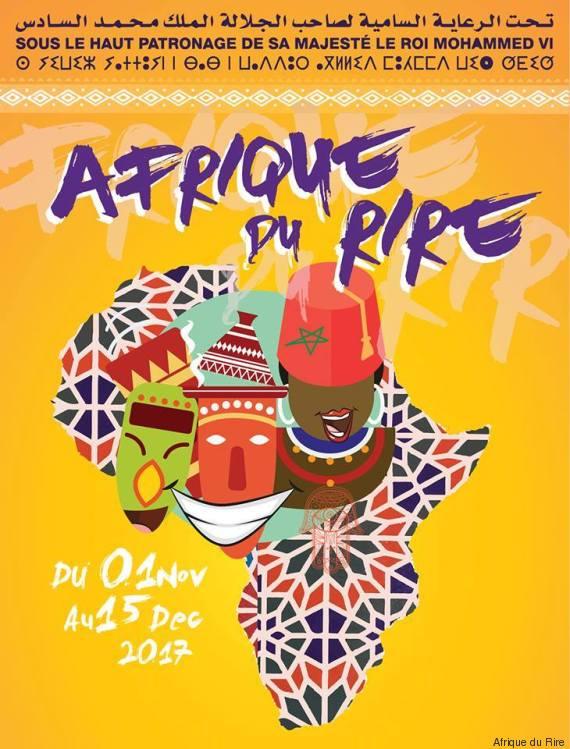afrique du rire festival