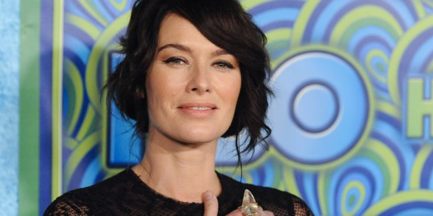 British actress Lena Headey arrives at the 65th Primetime Emmy Awards HBO after-party in West Hollywood September 22, 2013. REUTERS/Gus Ruelas (UNITED STATES Tags: - - Tags: ENTERTAINMENT HEADSHOT)