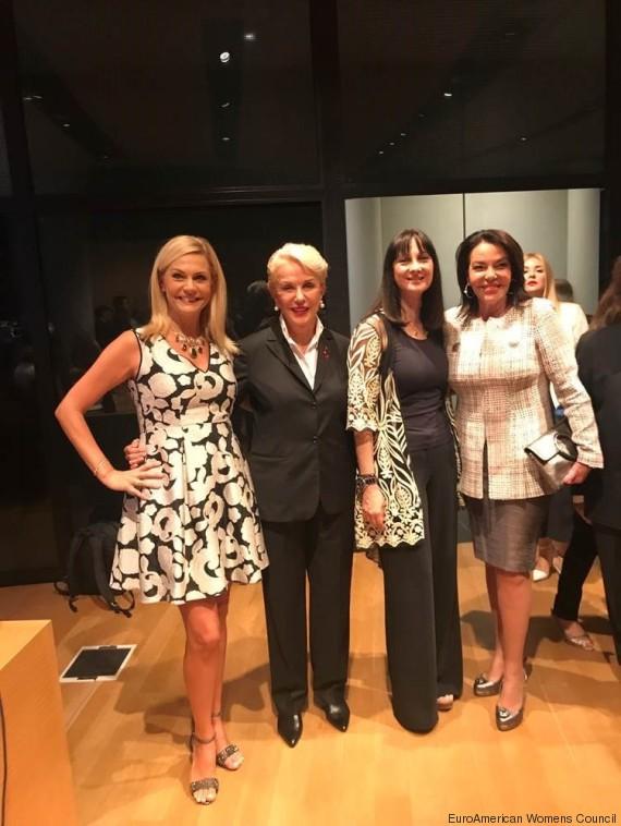 euroamerican womens council