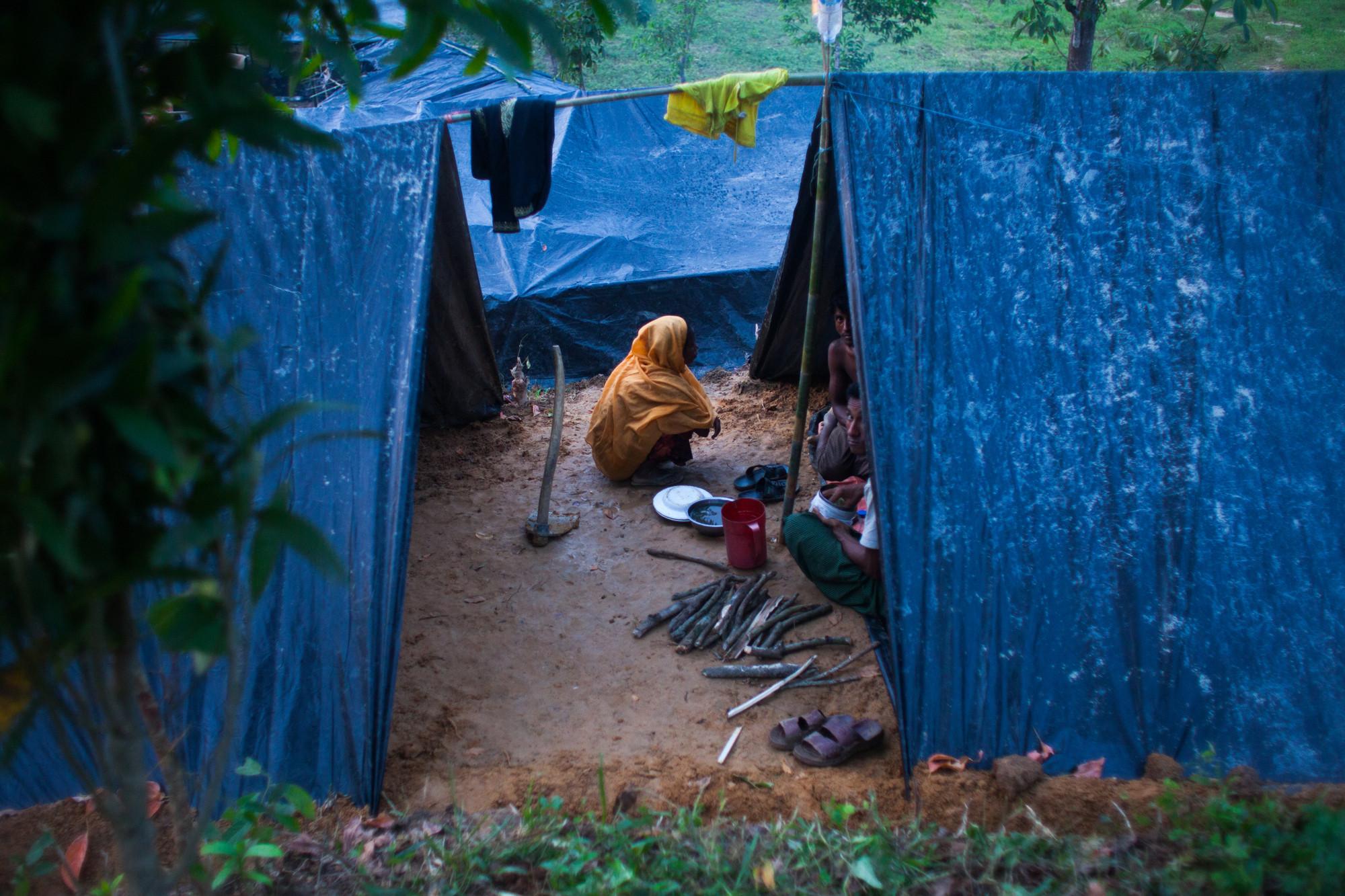 kutupalang refugees