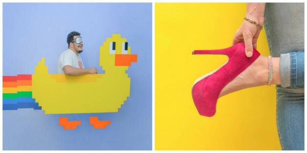 Ahmad El Abi vous met au défi de retrouver chaque lettre de l'alphabet arabe dans ces photos