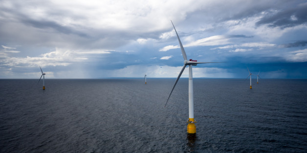 In Schottland gibt es jetzt schwimmende Windturbinen