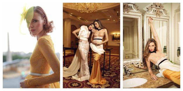 Saad & Sara Ouadrassi, la prestigieuse maison de couture parisienne lancée par des Marocains