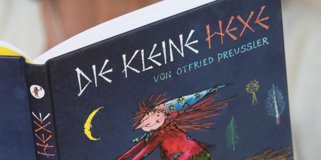 """""""Die kleine Hexe"""" stammt von Otfried Preußler"""