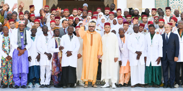 Le roi inaugure le projet d'extension de l'Institut Mohammed VI de formation des imams