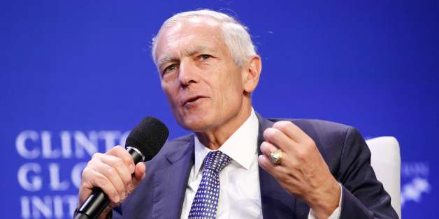 NEW YORK, NY - SEPTEMBER 29:  Retired U.S. Army General Wesley Clark, CEO of Wesley K. Clark & Associates speaks onstage during the Clinton Global Initiative 2015 at the Sheraton New York Times Square Hotel on September 29, 2015 in New York City.  (Photo by JP Yim/Getty Images)