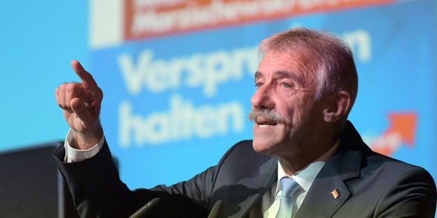 AfD-Politiker Uwe Junge