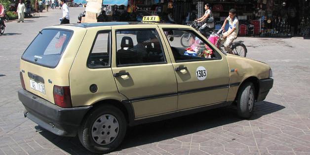 À Marrakech, une appli pour trouver plus facilement des petits taxis professionnels
