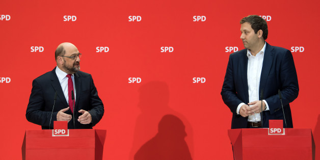 """Schulz spricht über die """"junge, weibliche"""" SPD -- und offenbart, wie schlecht seine Partei aufgestellt ist"""
