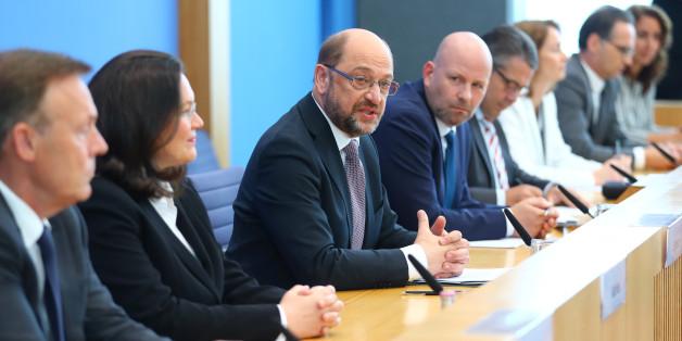 """Die jüngste Personalentscheidung der SPD zeigt, dass die Partei das Wort """"Erneuerung"""" nicht versteht"""