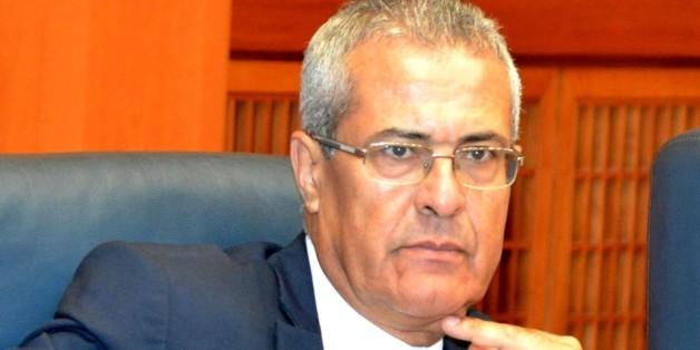 Mohammed Benabdelkader, ministre délégué chargé de la Réforme de l'administration et la Fonction publique.