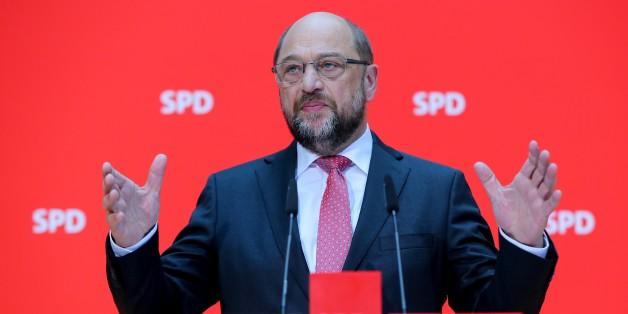 Die SPD versinkt im Streit über einen neuen Kurs - die Kritik an Schulz wird lauter