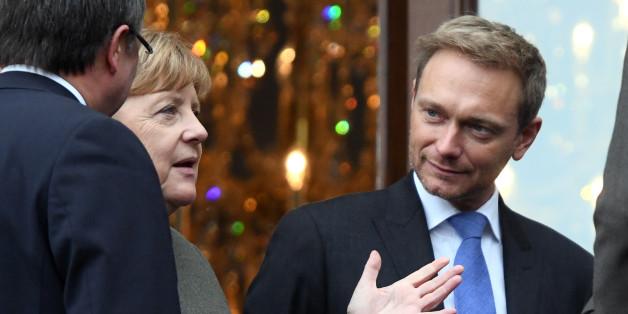 """Dann bleibt Jamaika ein Luftschloss"": FDP-Chef Lindner stellt Koalition mit den Grünen infrage"