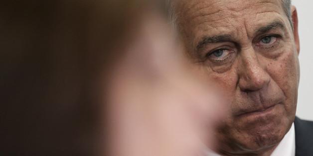 """""""Arschlöcher"""": John Boehner war einst der mächtigste Republikaner der USA - und rechnet nun mit seiner Partei ab"""