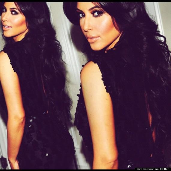 Kim Kardashian sexy en bikini: la star envoie (encore) des photos sur Twitter
