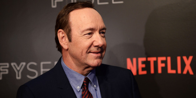 BEVERLY HILLS, CA - MAY 08:  Actor Kevin Spacey arrives at Netflix's 'House Of Cards' For Your Consideration Event at the Netflix FYSee Space on May 8, 2017 in Beverly Hills, California.  (Photo by Amanda Edwards/WireImage)