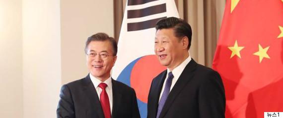 xi korea
