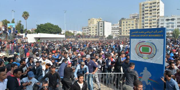 Sécurité renforcée pour le match entre le Wydad et Al Ahly à Casablanca