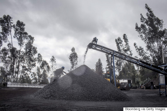 coal colombia