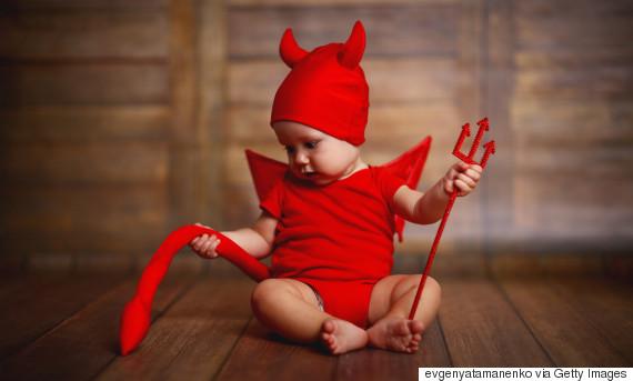 child devil