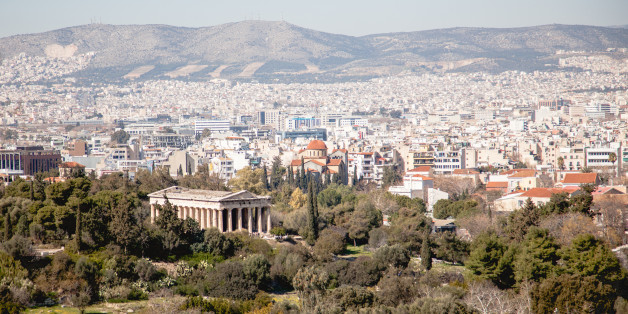 Photo Taken In Athens, Greece