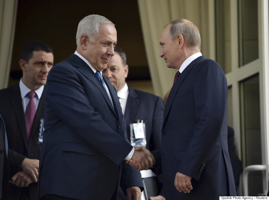 israel russia