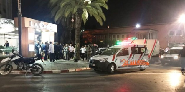 Fusillade dans un café à Marrakech: au moins un mort