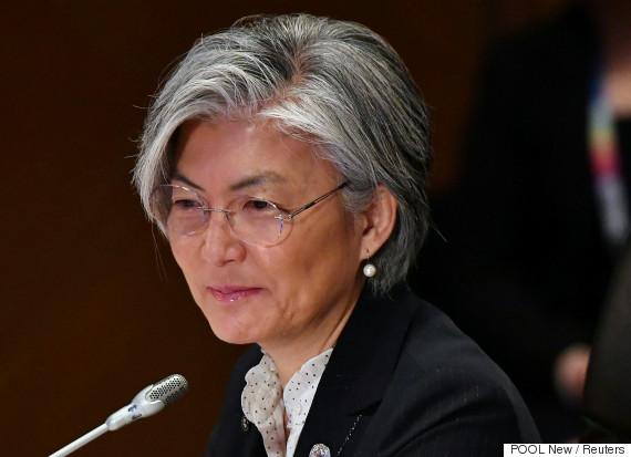 kang kyung wha