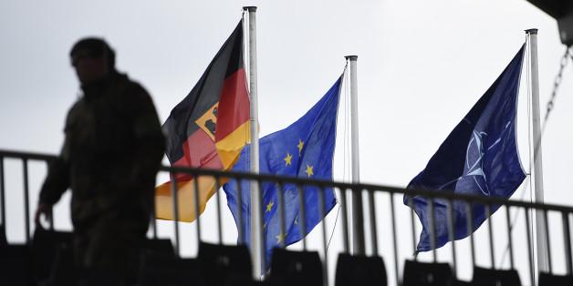 Geheime Studie: Bundeswehr-Experten halten Untergang der EU für möglich