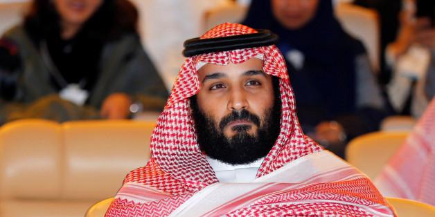 Le prince héritier saoudien Mohammed bin Salman à Riyadh, Arabie saoudite, 24 octobre 2017. REUTERS/Hamad I Mohammed
