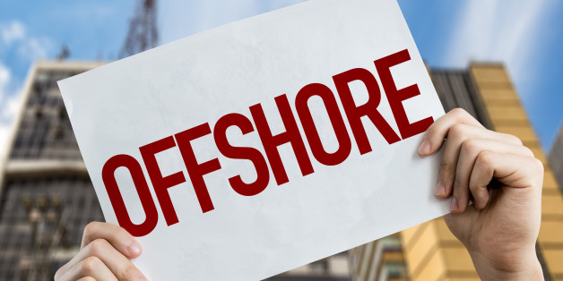 Offshore sign