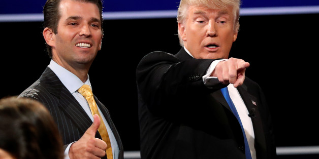 Russische Anwältin: Trumps Sohn Donald Jr. hat versprochen, Sanktion gegen Russland aufzuheben