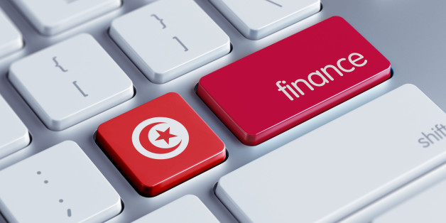 Tunisia High Resolution Finance Concept