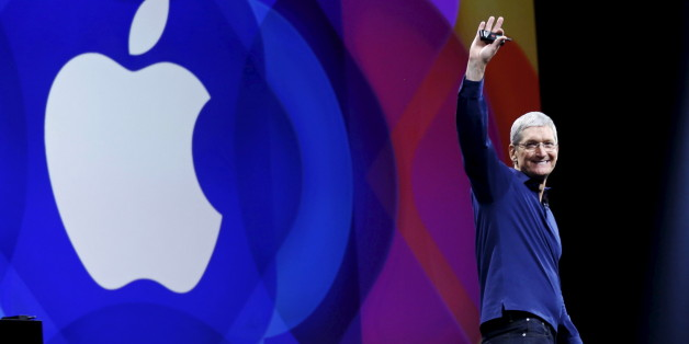 Apple-CEO Tim Cook: Nicht nur in Sachen Technik ist sein Unternehmen kreativ