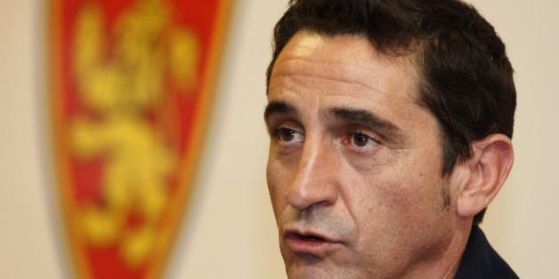 REUTERS/Luis Correas (SPAIN - Tags: SPORT SOCCER)