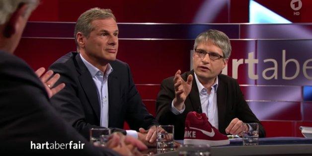 """CDU-Politiker kritisiert nach Steuer-Enthüllungen die Medien bei """"Hart aber fair"""" – dann platzt einem Grünen der Kragen"""
