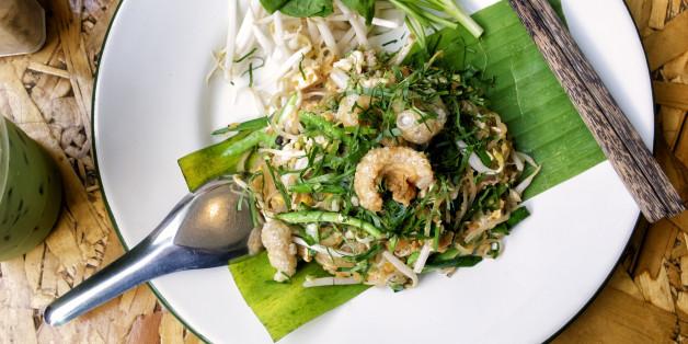 Pad Thai ist leicht zu kochen und bringt Thailands Straßenleben auf deutsche Teller