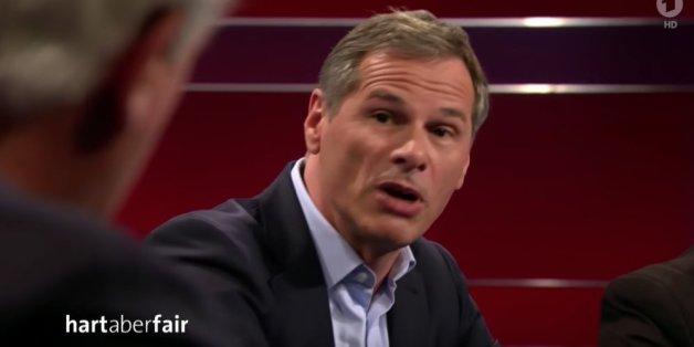 """Georg Mascolo, Leiter des Investigativ-Rechercheteams von NDR, WDR und """"SZ"""""""