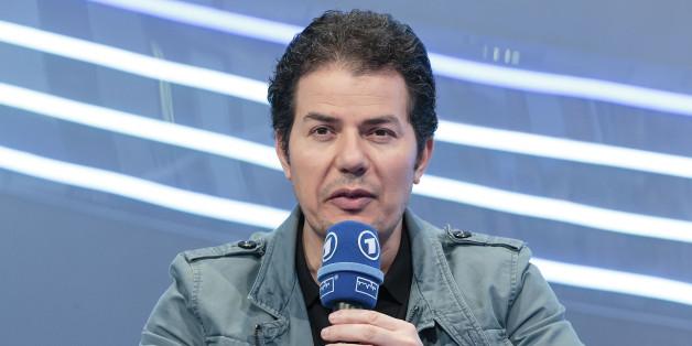 Hamed Abdel-Samad bei einer Veranstaltung in Leipzig. (Photo by Marco Prosch/Getty Images)