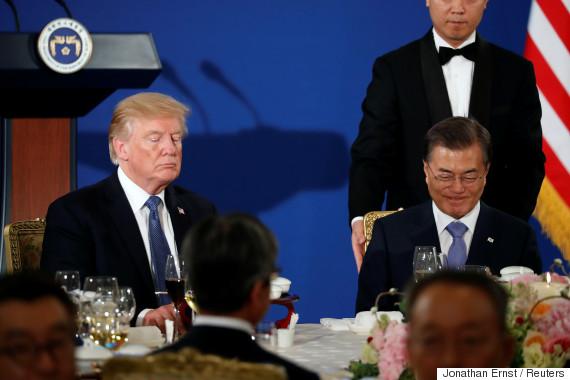 trump south korea